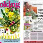 "Freude am Kochen im ""Cooking Magazin"""