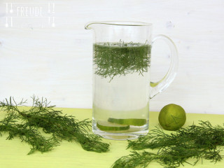 Colakraut Sirup - Infused Water