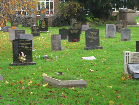Solihull_Friedhof
