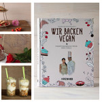 Rezension: Wir backen vegan von Melanie & Siegfried Kröpfl