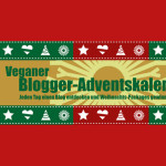 Veganer Blogger Adventkalender