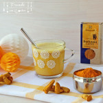 Goldene Milch – Kurkuma Latte von Sonnentor