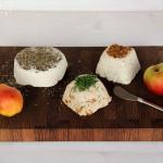 Parmesan einfrieren – vegetarisch