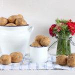 Steinpilze mit Majoran Kartofferl