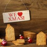 Marzipan Spekulatius – Weihnachtskekse vegan