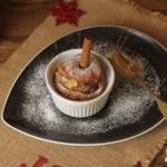 Bratapfel mit Marzipan Amaretto Füllung – vegetarisch