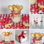 Valentinstag – DIY – Ideen – Rezepte – Tischdeko – Deko