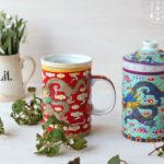 Brennessel Tee aus frischen Brennesseln