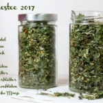 Kräutertee selbermachen – Jahrestee 2017