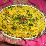 Südindischer Zitronen Reis – Lemon Rice