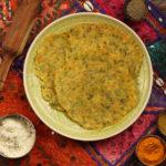 Reis Roti glutenfrei – Akki Roti Karnataka Style