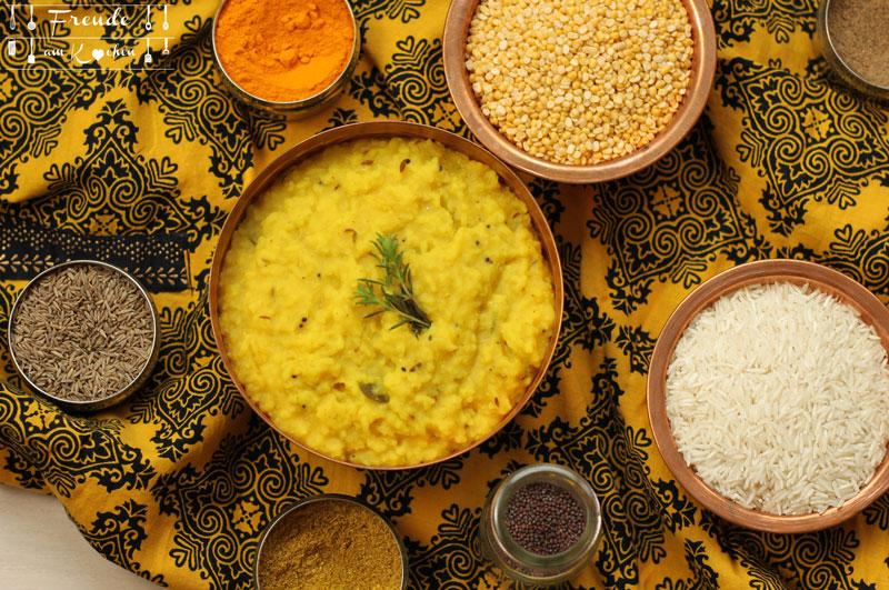 Kitchari Kitcheri - Freude am Kochen vegan