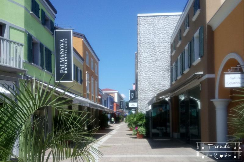 Reisebericht Italien: Palmanova Outlet Village- Freude am Kochen