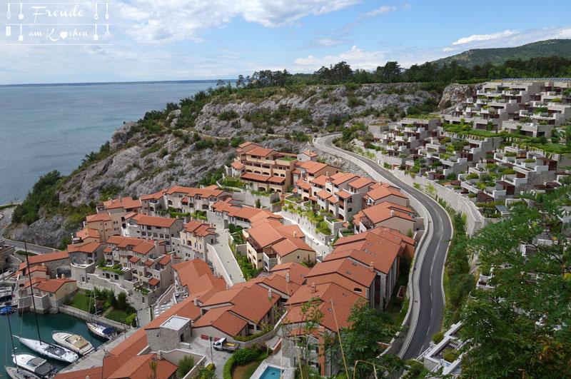 Reisebericht Italien: Porto Piccolo - Freude am Kochen