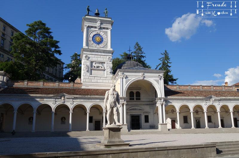 Reisebericht Italien: Udine - Freude am Kochen