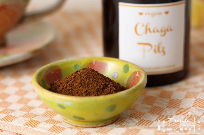Superfood: Chaga und Chaga Latte - Freude am Kochen vegan