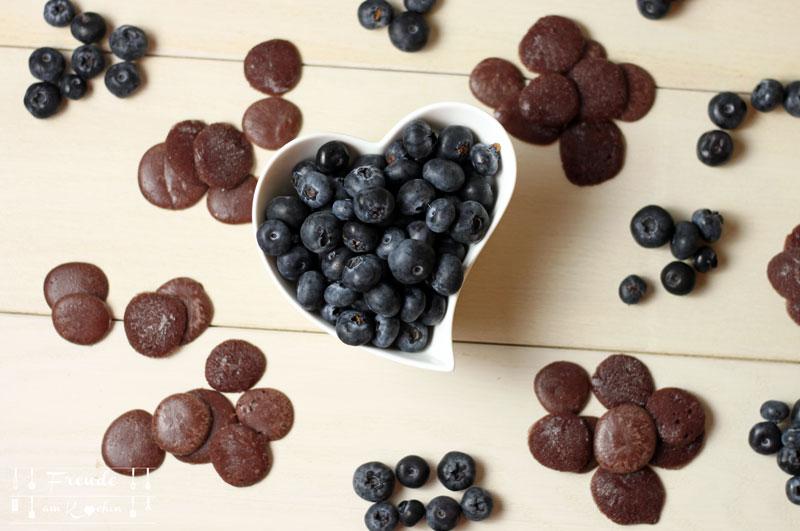 Zahnfreundliche Bonbons: Heidelbeer Xylit Zuckerl - Freude am Kochen vegan
