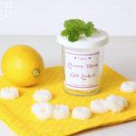 Pfefferminz Zitronen Xylit Zuckerl