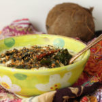 Kokosnuss Chutney – indisch