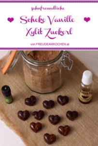 Zahnfreundliche Bonbons: Schoko Vanille Xylit Zuckerl - Freude am Kochen vegan