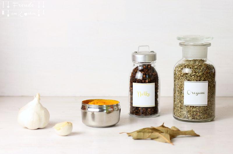 Natürliche Mittel gegen Lebensmittel Motten - Freude am Kochen vegan