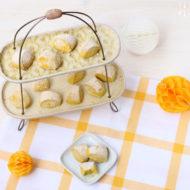 Kurkuma Kekse - Golden Turmeric Cookies